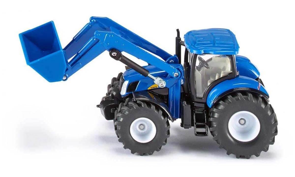 1986 1:50 New Holland with Front Loader 新荷蘭拖拉機帶前裝載臂 車