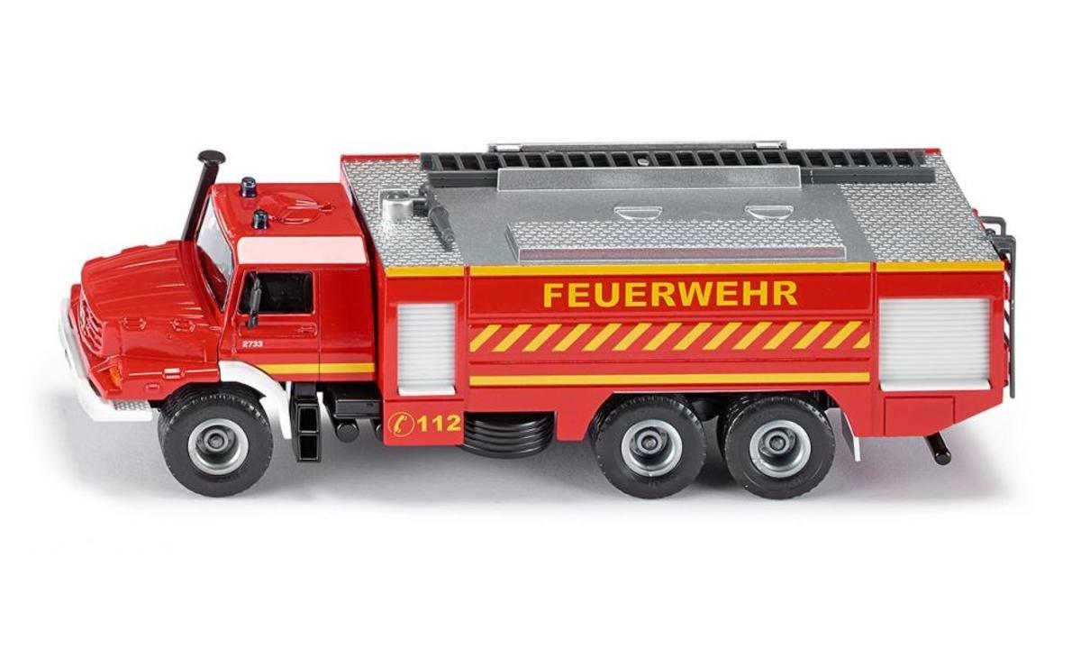 2109, 1:50 Mercedes Benz Zetros Fire Engine 平治 消防車