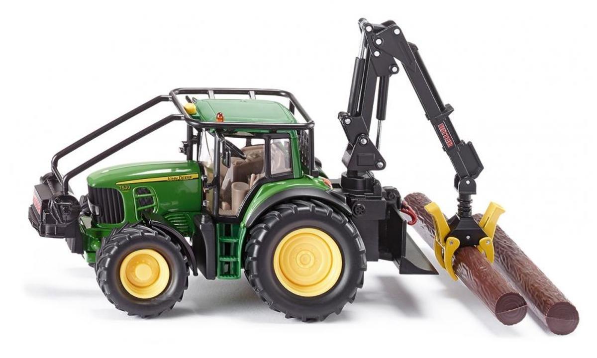 4063, 1:32 John Deere Forestry Tractor 約翰迪爾林木業拖拉機