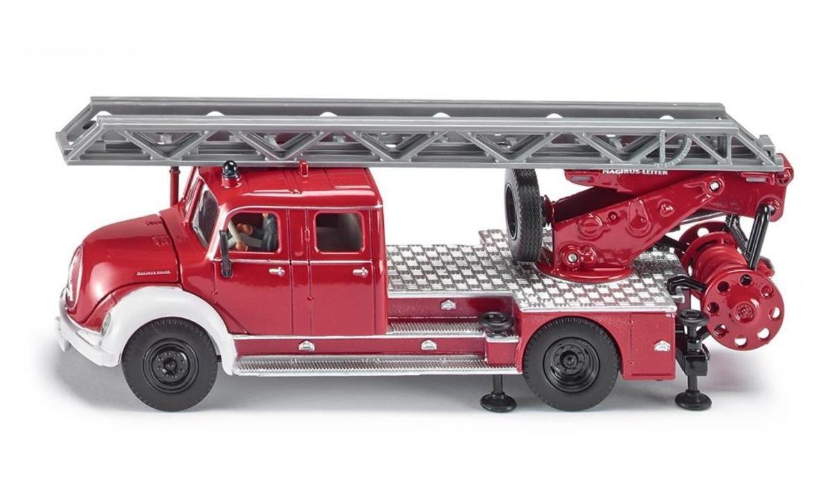 4114, 1:50 Magirus Fire Engine 馬吉魯斯 消防車