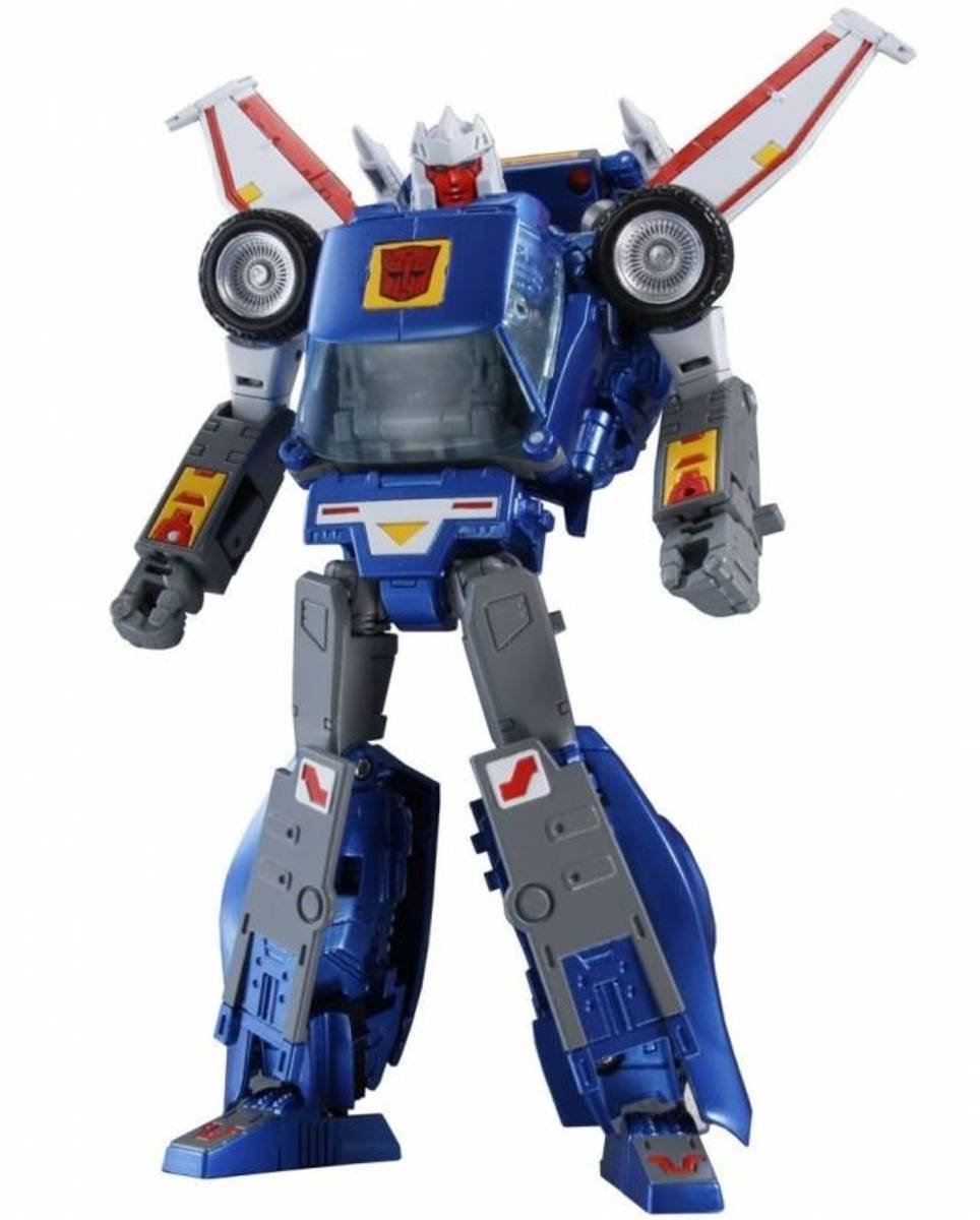 Transformers 變形金剛 Masterpiece MP-25  (Tracks)輪胎