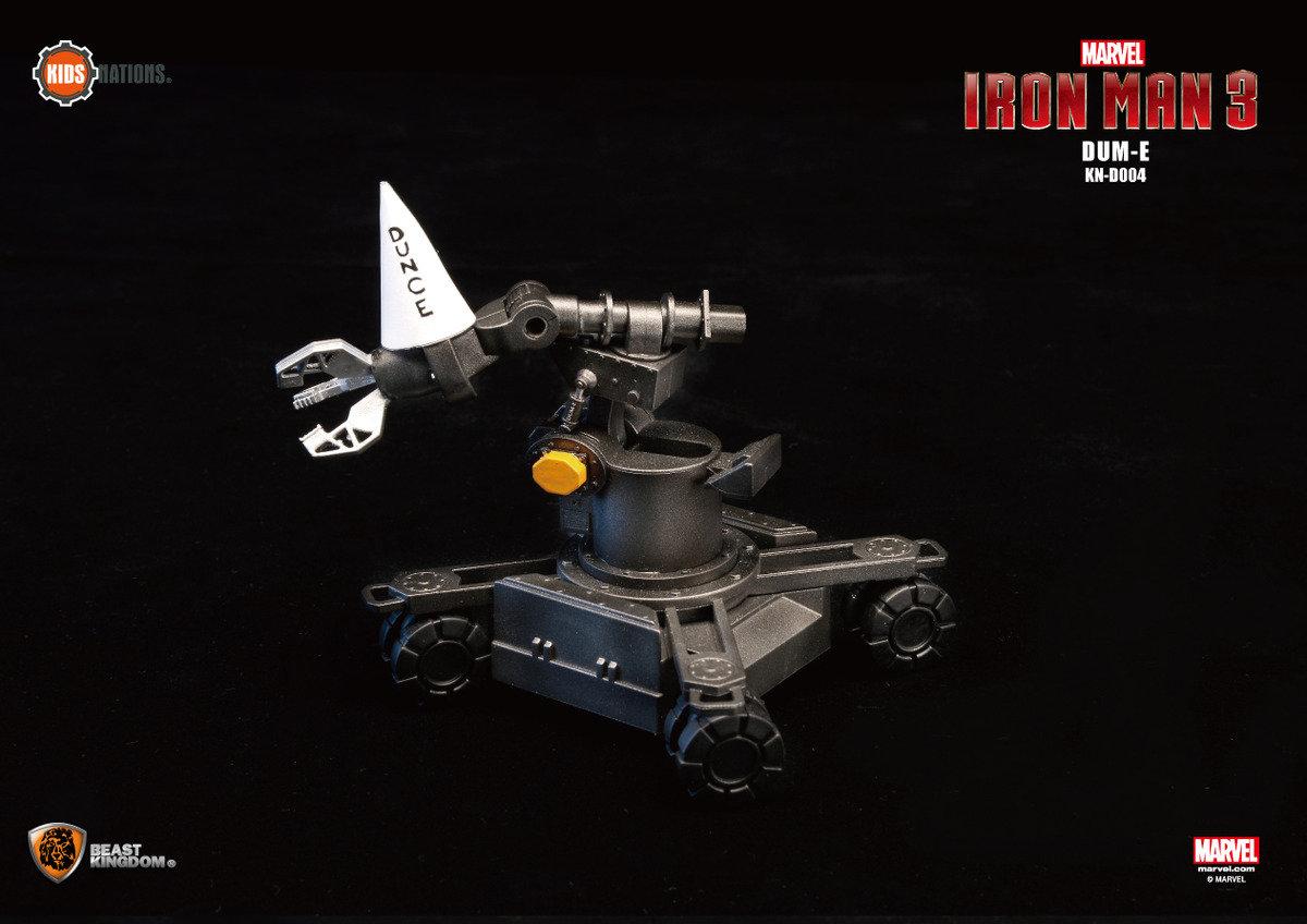 Kids Nations 系列 Diorama KN-D004 Iron Man 3 鐵甲奇俠3 動力手臂 DUM-E