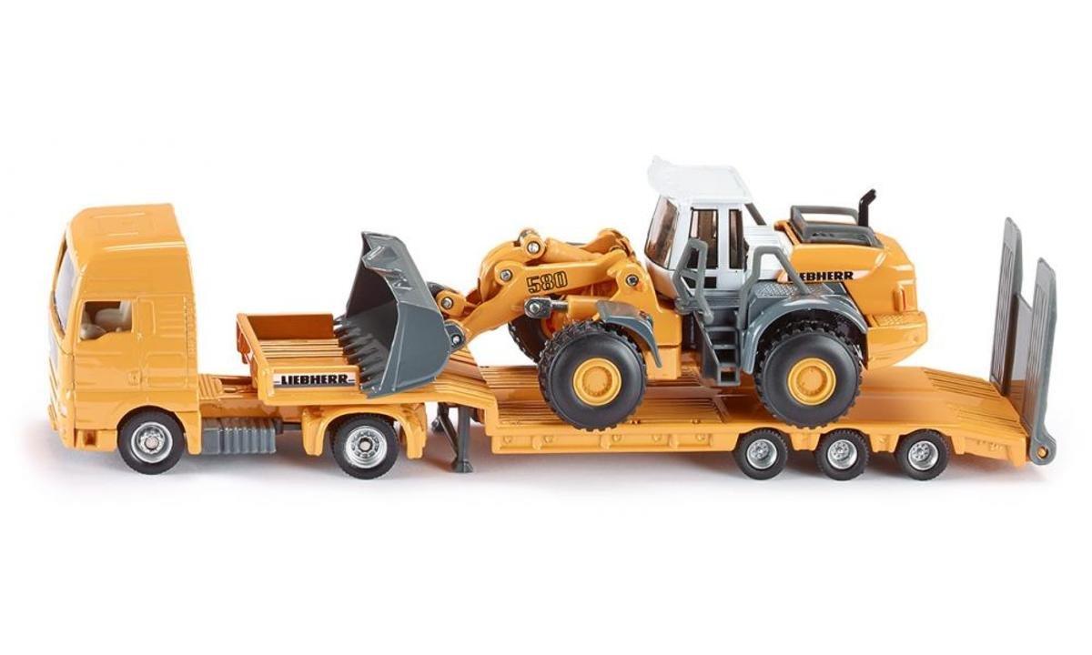 1839, 1:87 工程拖車推土機