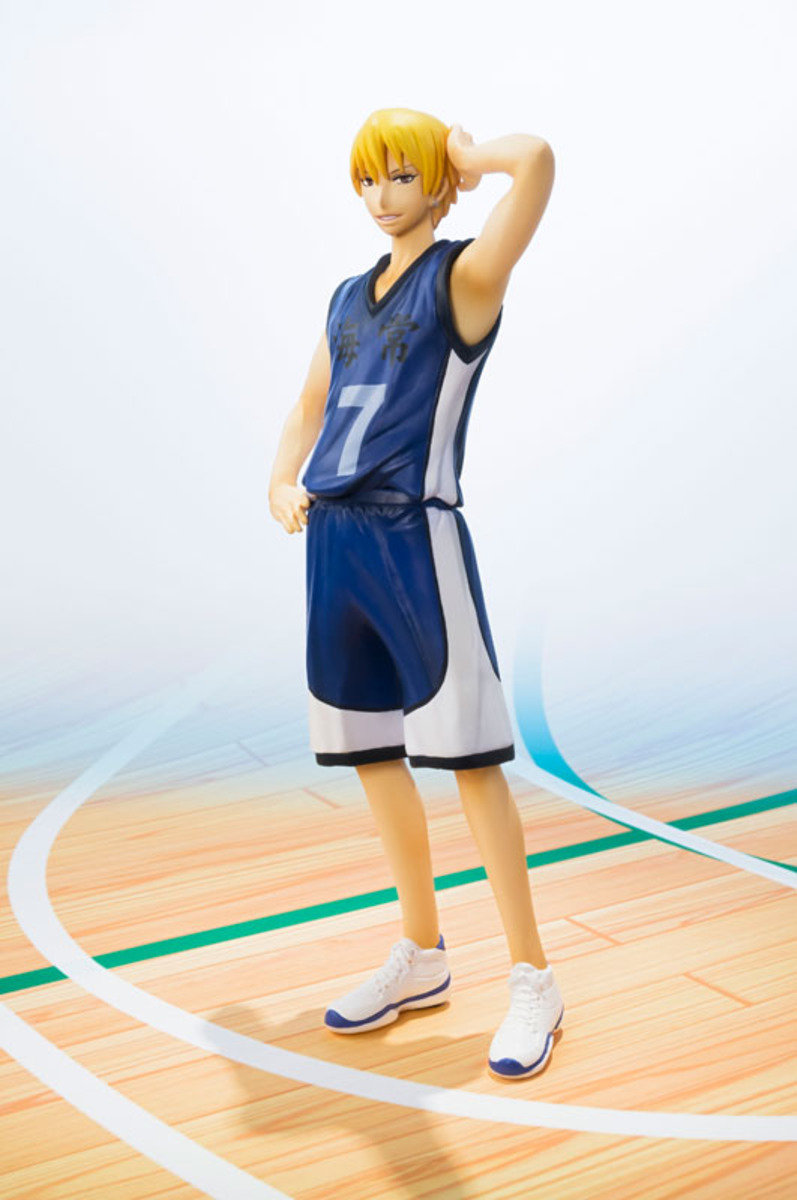 Figuarts Zero 黑子的籃球 奇蹟的世代 黃瀨涼太
