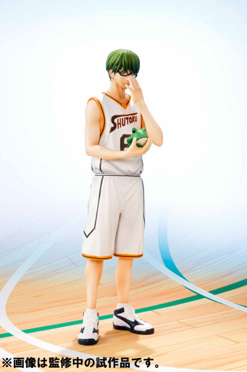 Figuarts Zero 黑子的籃球 奇蹟的世代 綠間真太郎