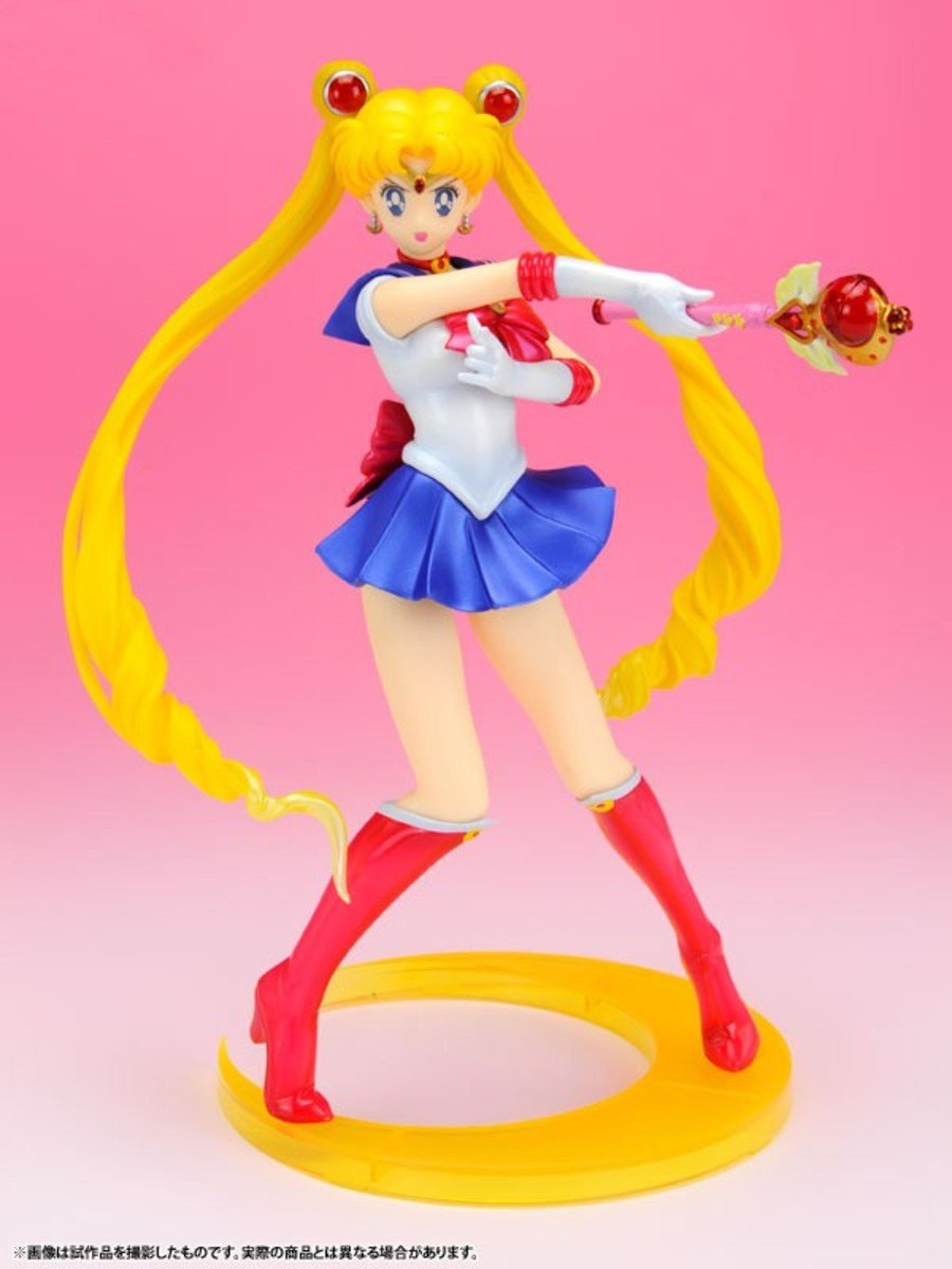 Figuarts Zero 美少女戰士 Sailor Moon 月野兔