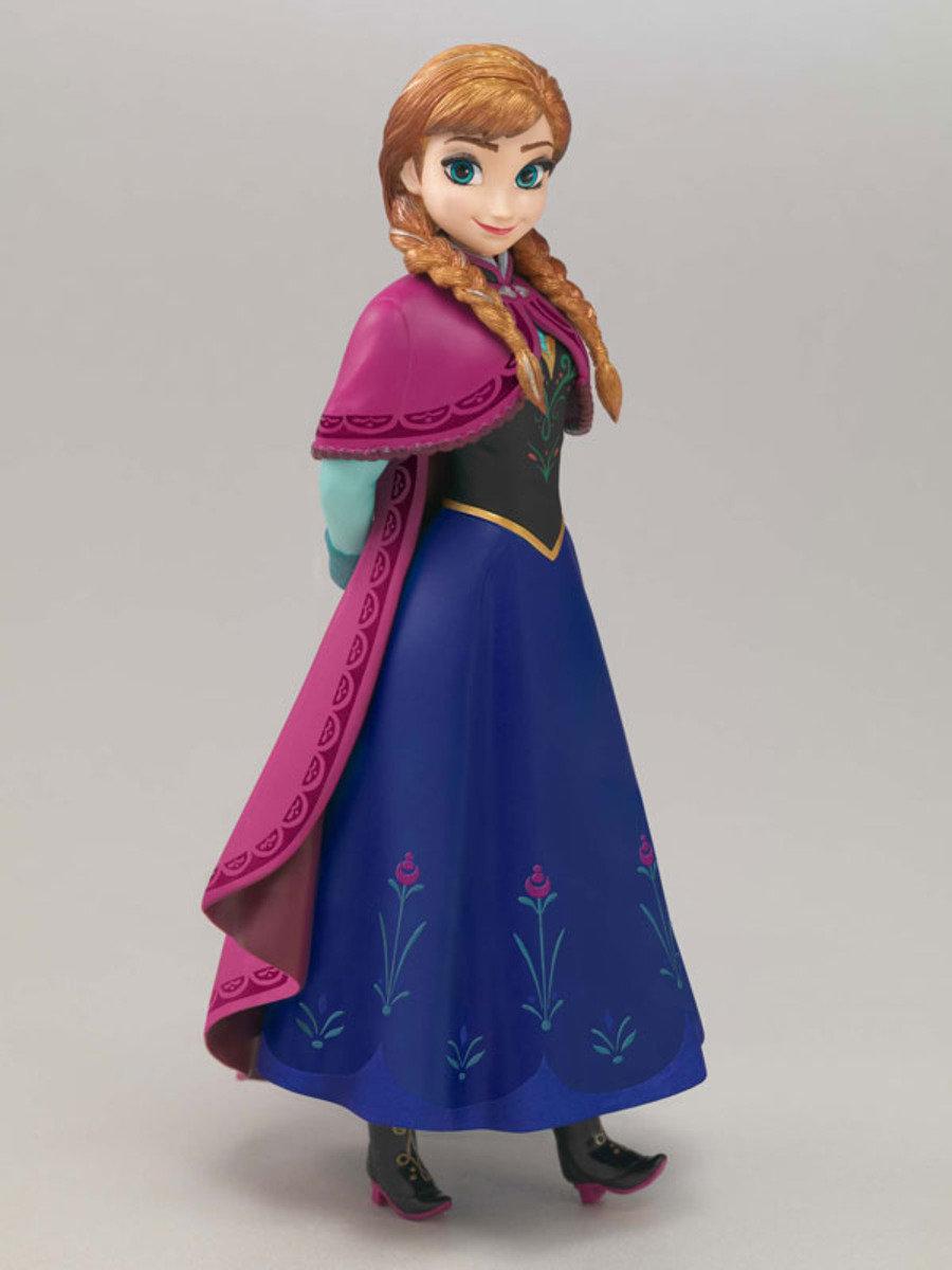 Figuarts Zero Frozen 魔雪奇緣 Anna