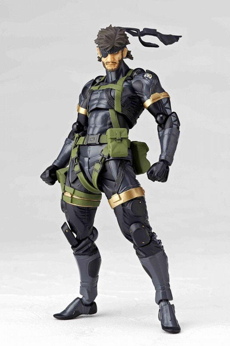 Revoltech 系列 131 , Metal Gear Solid: Peace Walker 蛇叔