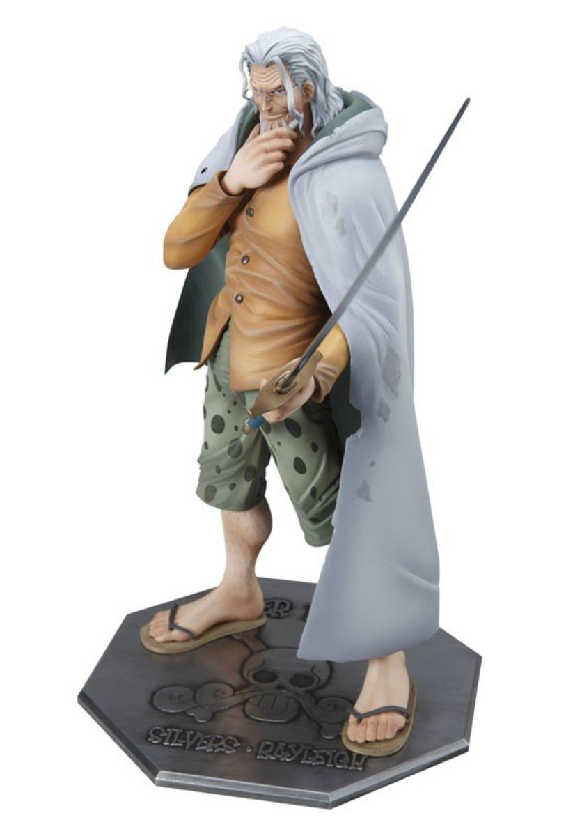 """海賊王 1/8 Excellent Model Portrait Of Pirates 系列 NEO-DX """"冥王""""席爾巴斯・雷利"""