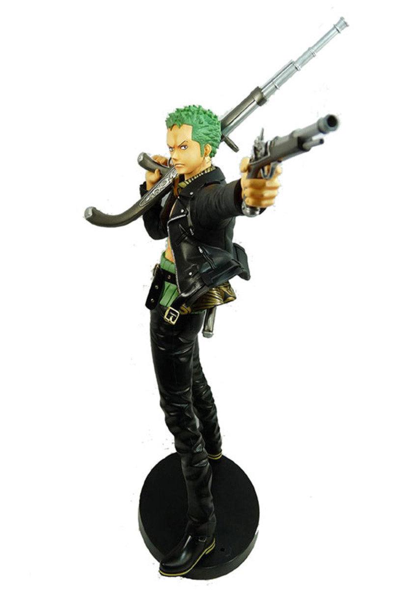 海賊王 D.P.C.F  系列 1/ 7 羅羅亞 卓洛  (三銃士Ver.)