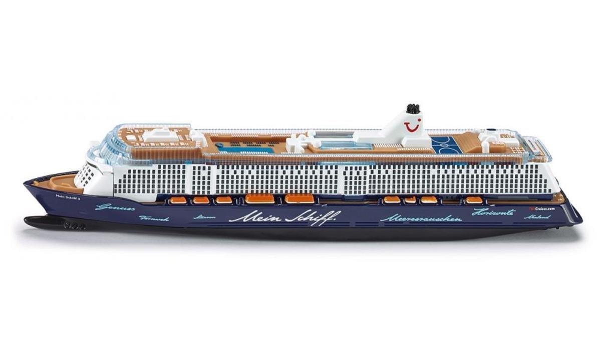 1724 1:1.400 豪華郵輪邁希夫號郵船 3
