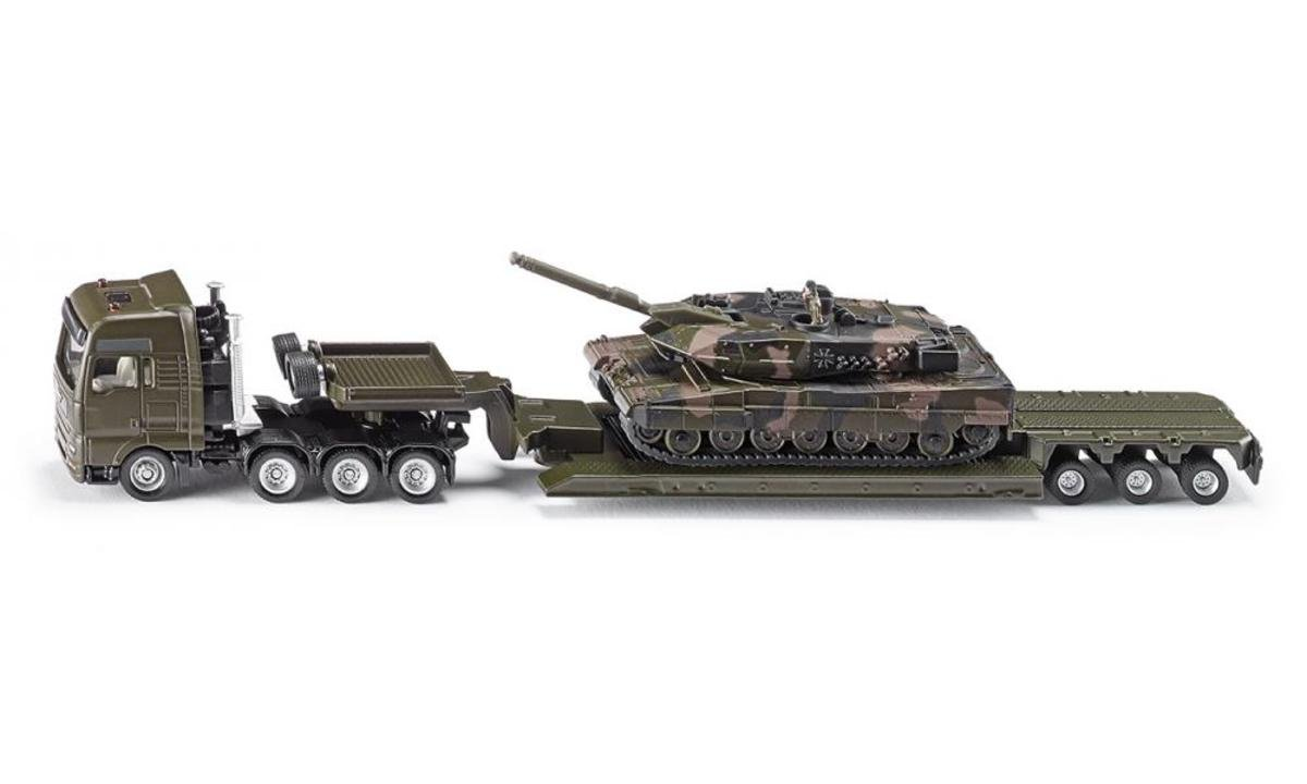 1872 1:87 坦克重型運輸卡車