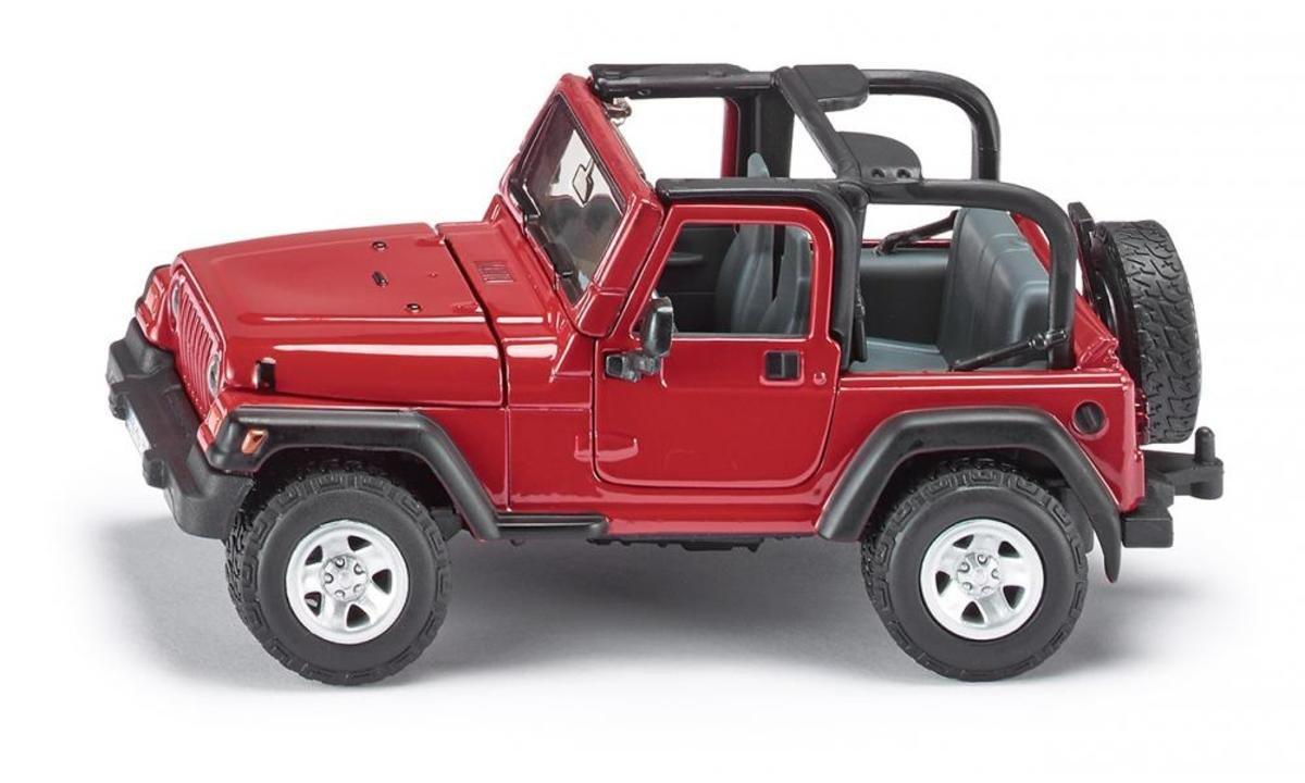 4870 1:32 紅色吉普車越野車