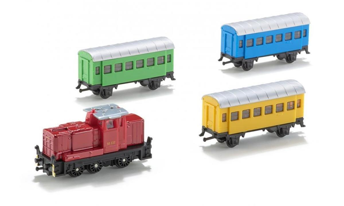 6291 1:120 鐵道火車禮盒 1