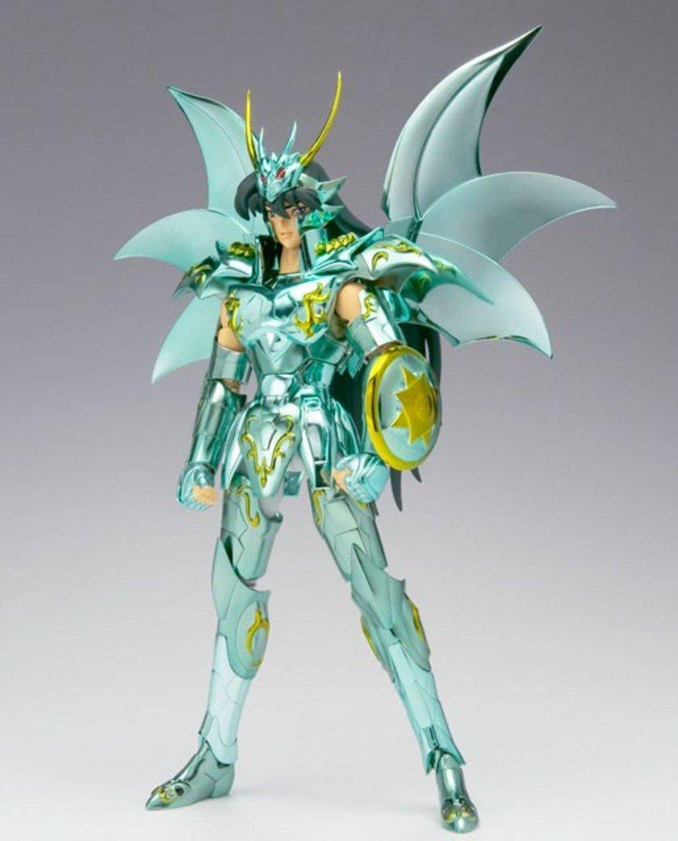 聖鬥士聖衣神話 聖鬥士星矢 天龍座 紫龍 - 神聖衣