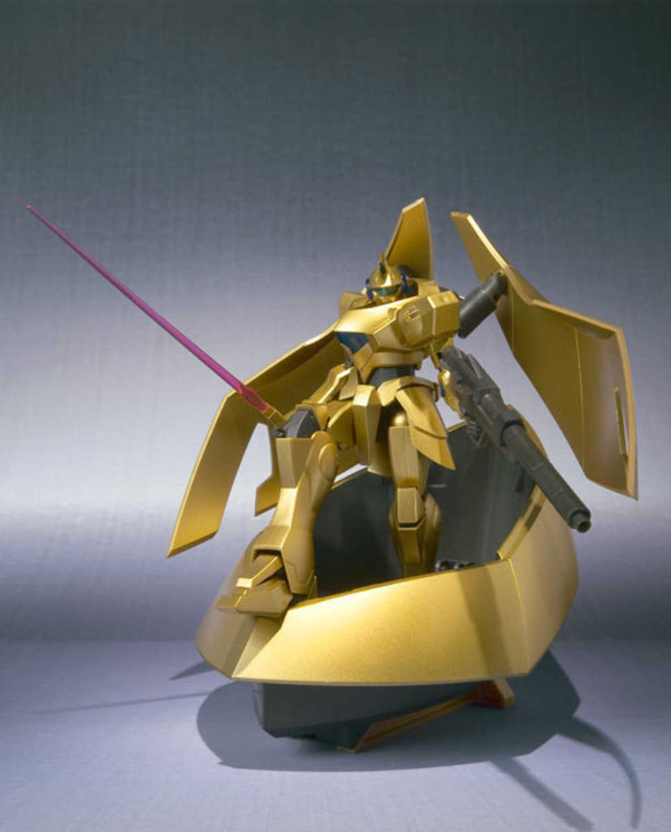 Robot 魂  SP 機動戰士GUNDAM 00 - Alvaaron 阿爾瓦亞隆 DX版