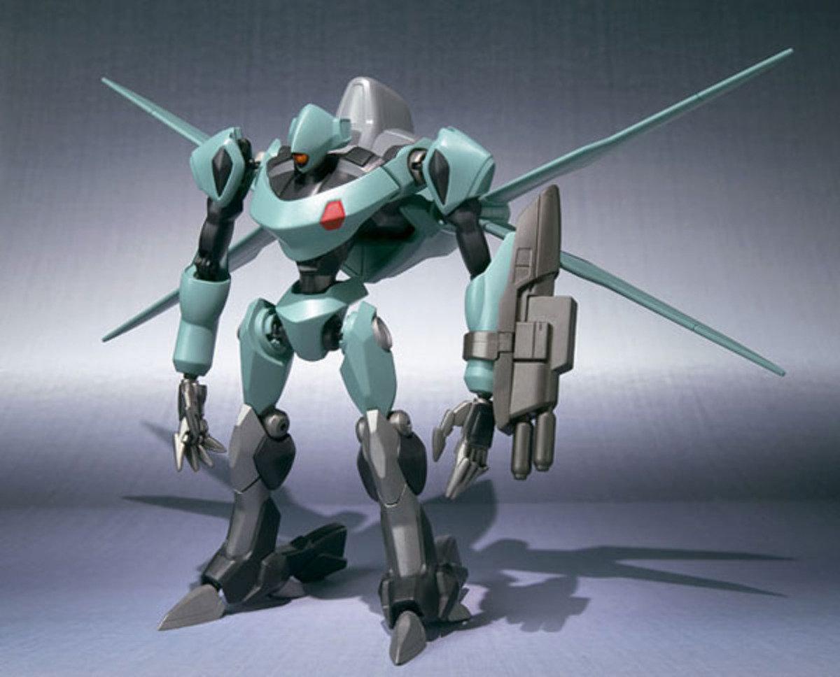 Robot 魂  No. 032 Code Geass 叛逆的魯魯修   Akatsuki  暁 可翔
