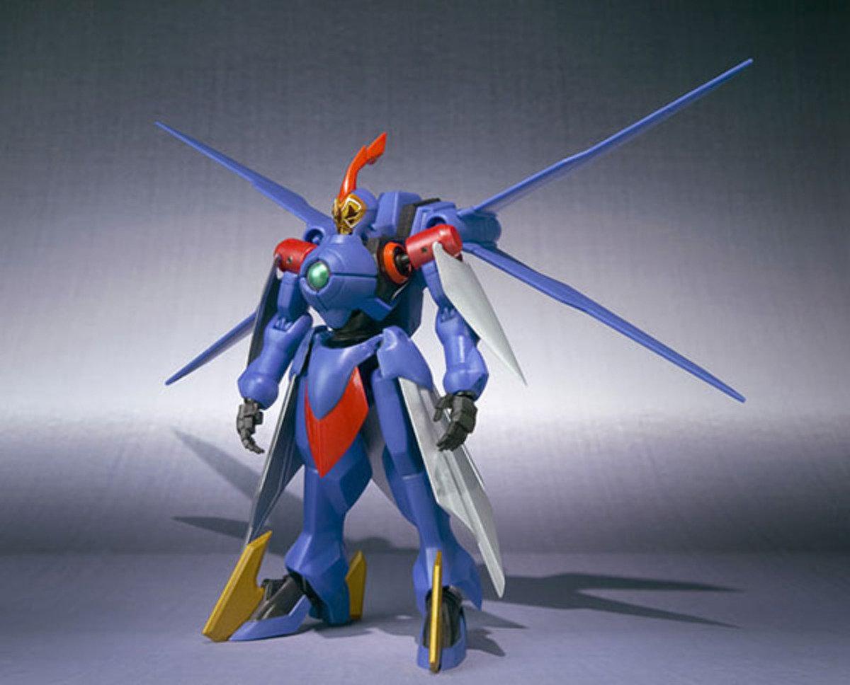 Robot 魂  No. 047  Code Geass 叛逆的魯魯修 -  神虎