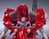 Robot 魂  No. 043 超時空要塞F Queadluun RARE 婦人機