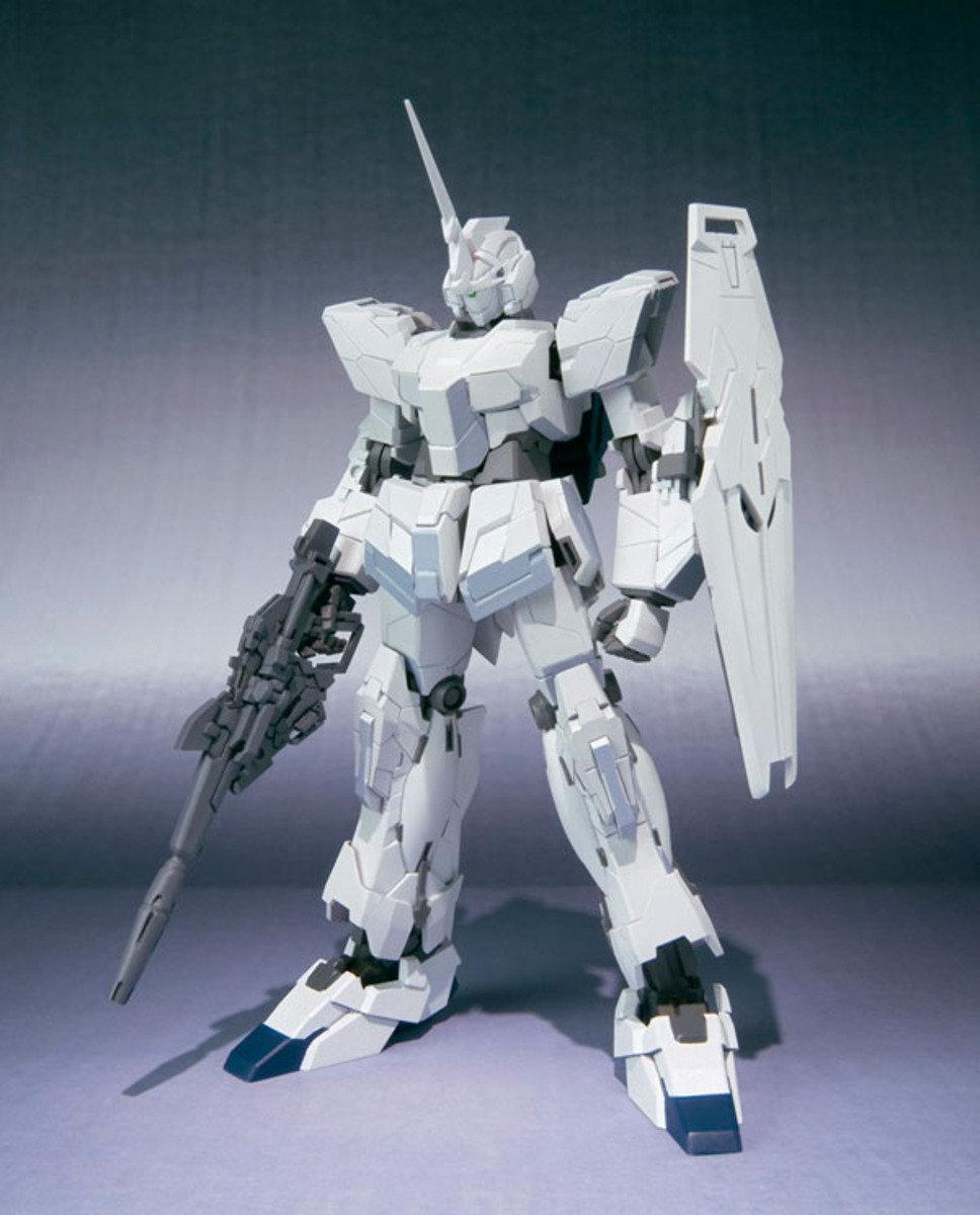 Robot 魂  No. 040  機動戰士GUNDAM UC - 獨角獸高達 (Unicorn Mode)
