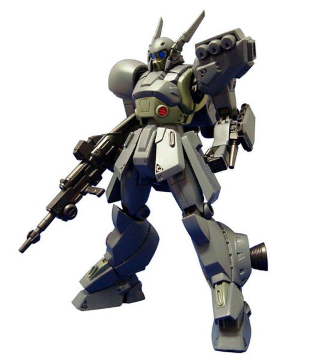 Robot 魂  No. 067 機動戰士GUNDAM F91 Den`an Gei 十字先鋒 迪拿奇