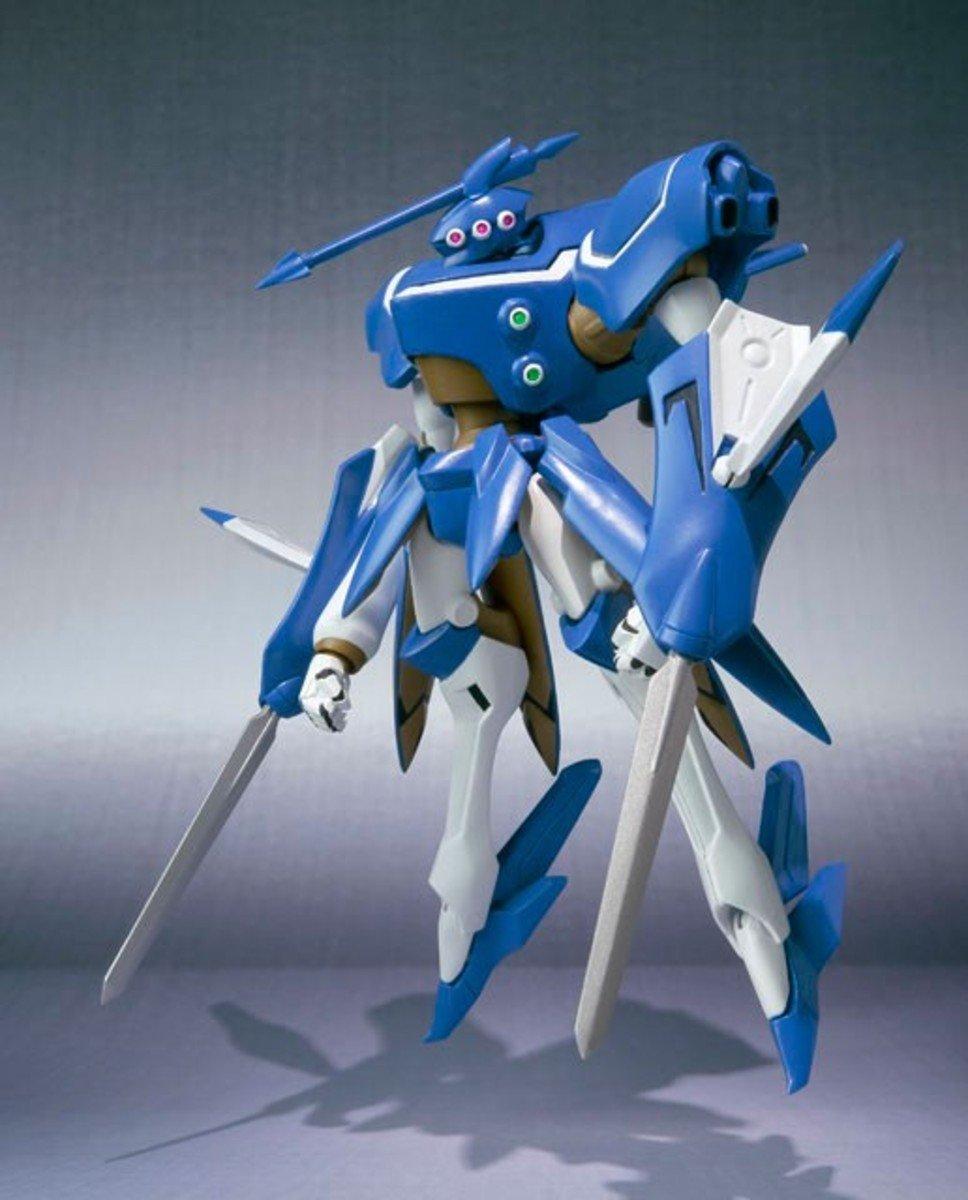 Robot 魂  No. 061 交響詩篇 矛頭 SpearHead 藍色 查爾斯機  (Charles Type)