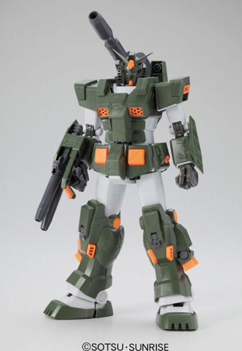 1/100 MG  全裝甲 FA-78-1高達