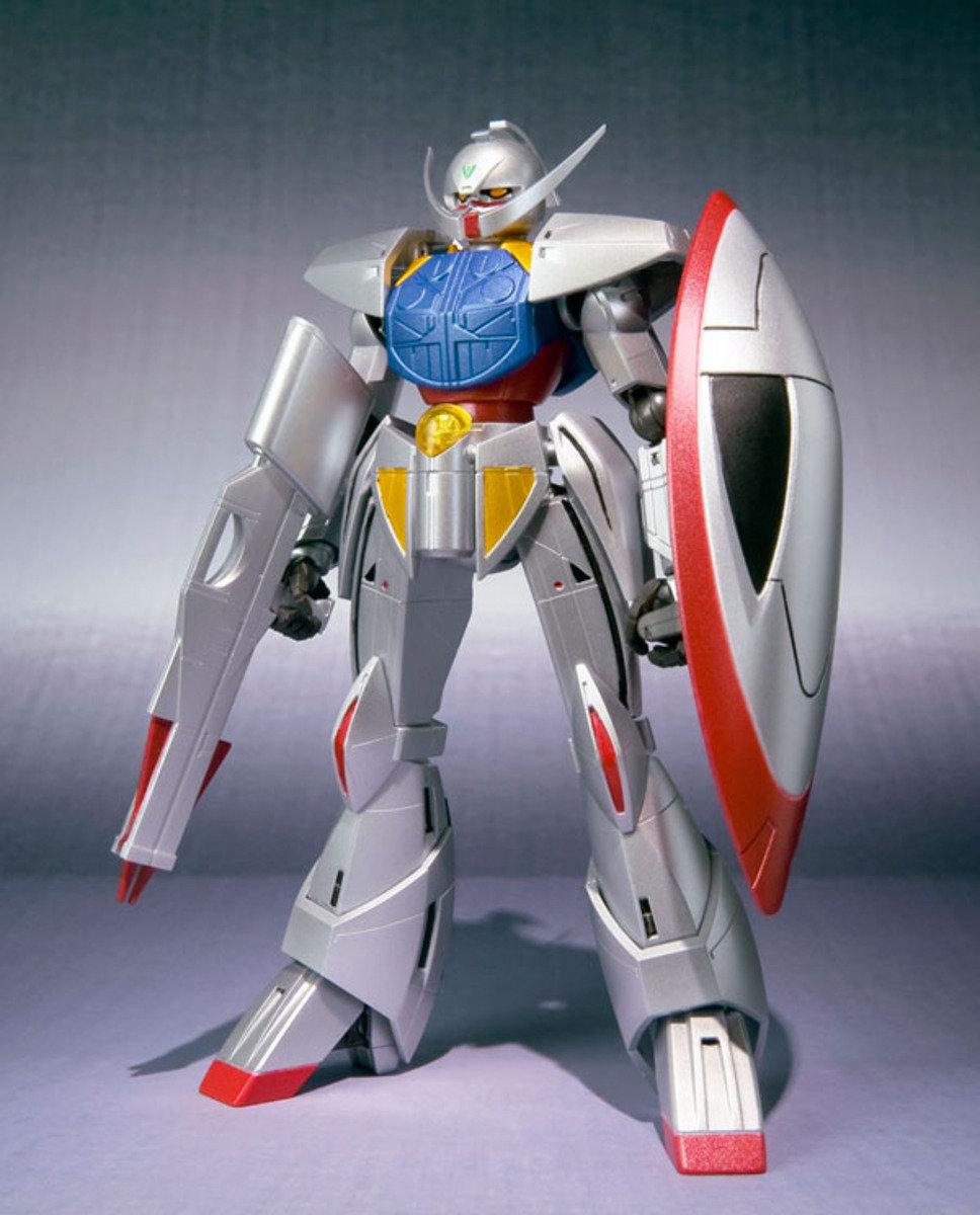 Robot 魂  No. 039 Turn A 高達 (金屬色)