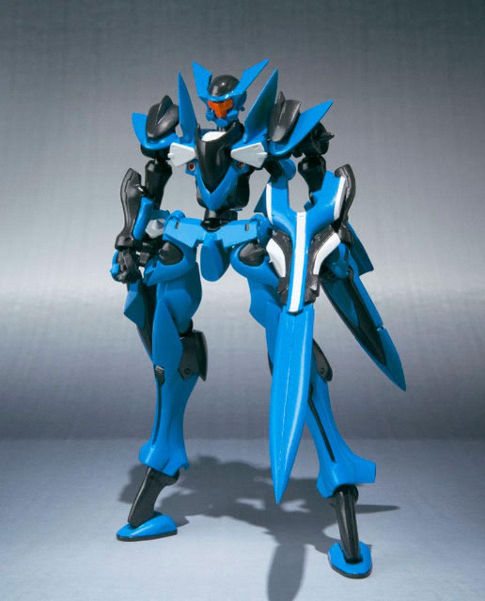 Robot 魂  No. 090 機動戰士GUNDAM 00 -  勇者式 指揮官試驗機