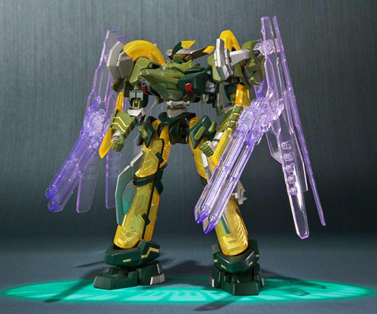 Robot 魂  No. 082 ZegaPain Hraesvelg