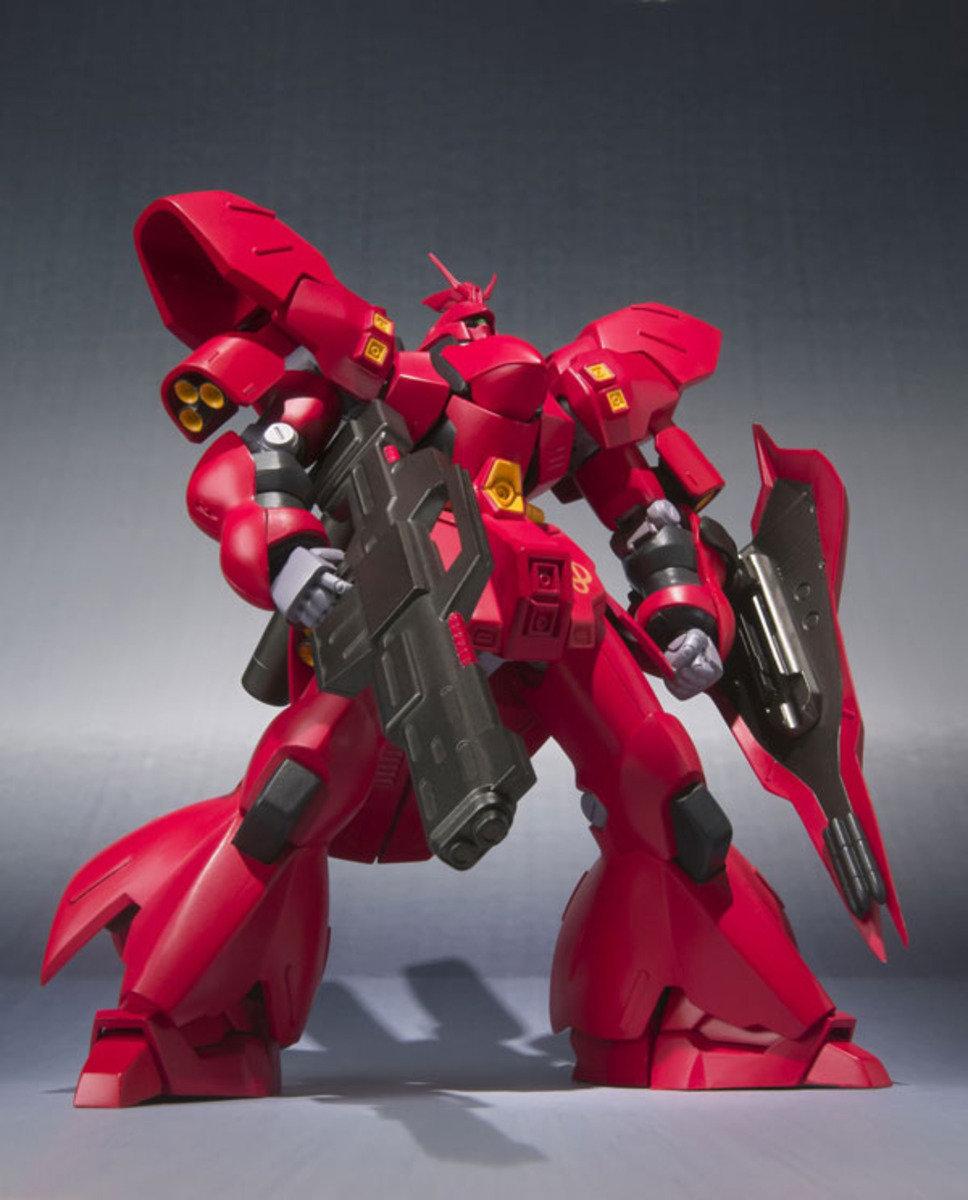 Robot 魂  No. 121 機動戰士高達 馬沙之反擊- 沙薩比