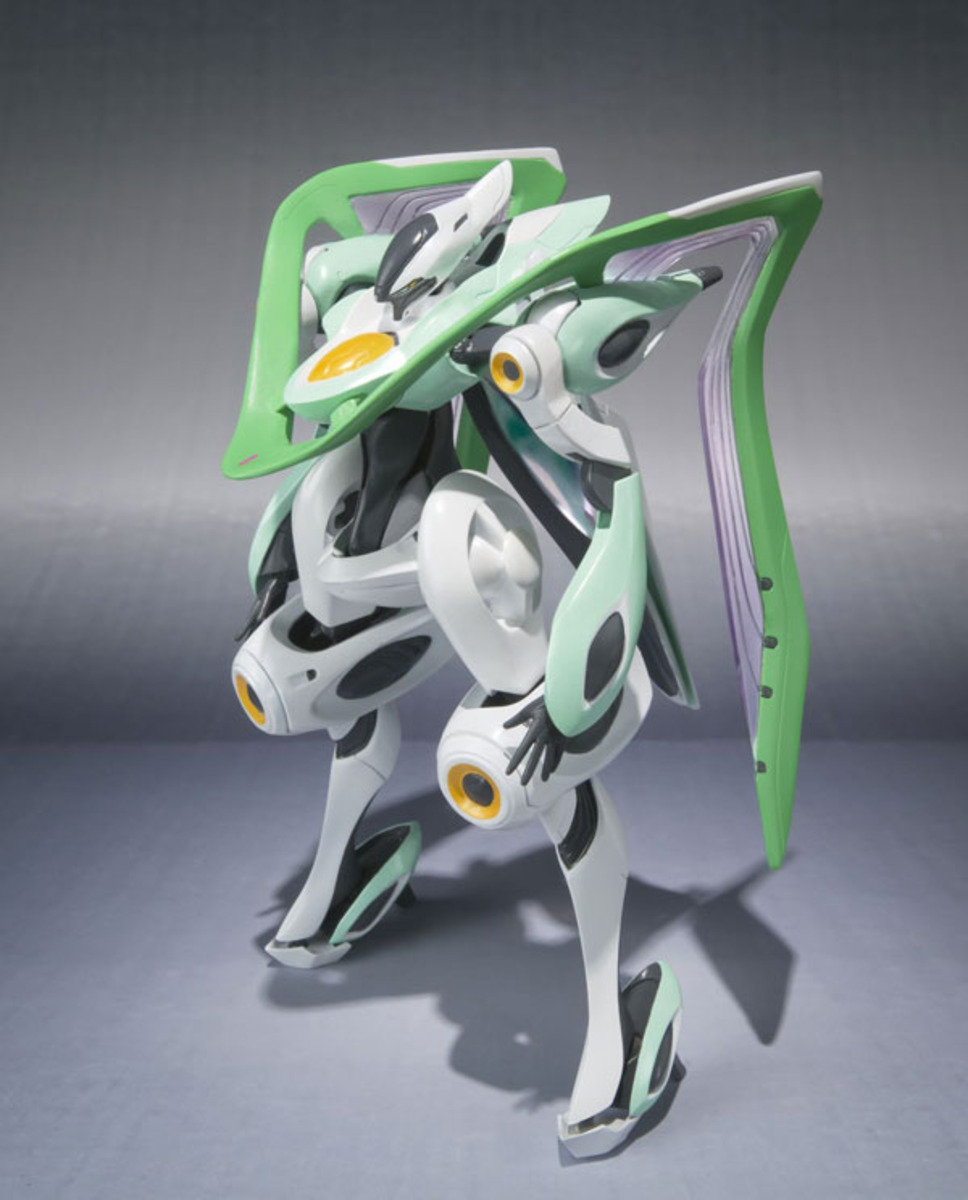 Robot 魂  No. 123 輪迴的拉格朗日- VOX AURA