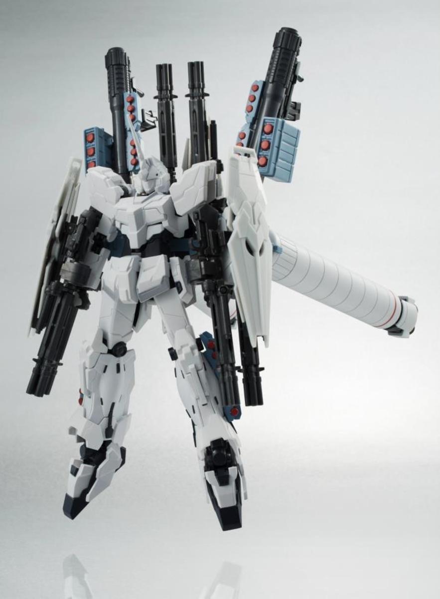 Robot 魂  No. 140 全武裝獨角獸高達 Full全裝甲 獨角獸模式