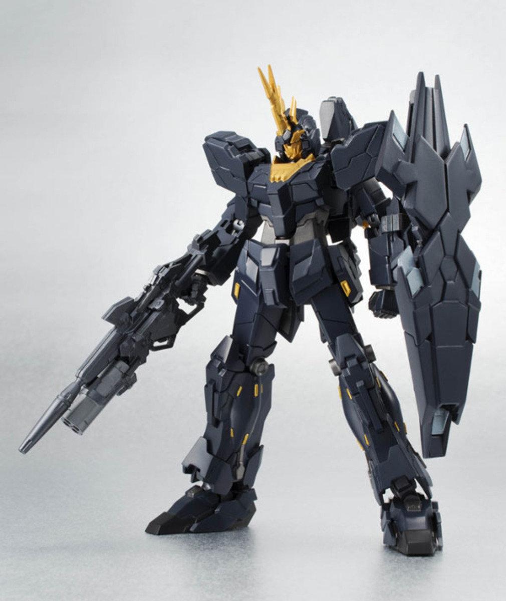 Robot 魂 機動戰士GUNDAM UC  RX-0 獨角獸高達 2號機 報喪女妖‧命運女神 (UNICORN MODE)