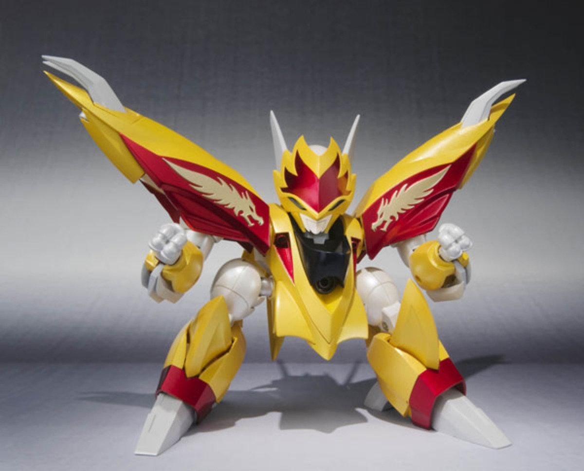 Robot 魂  No. 147 魔神英雄傳 2 - 龍星丸