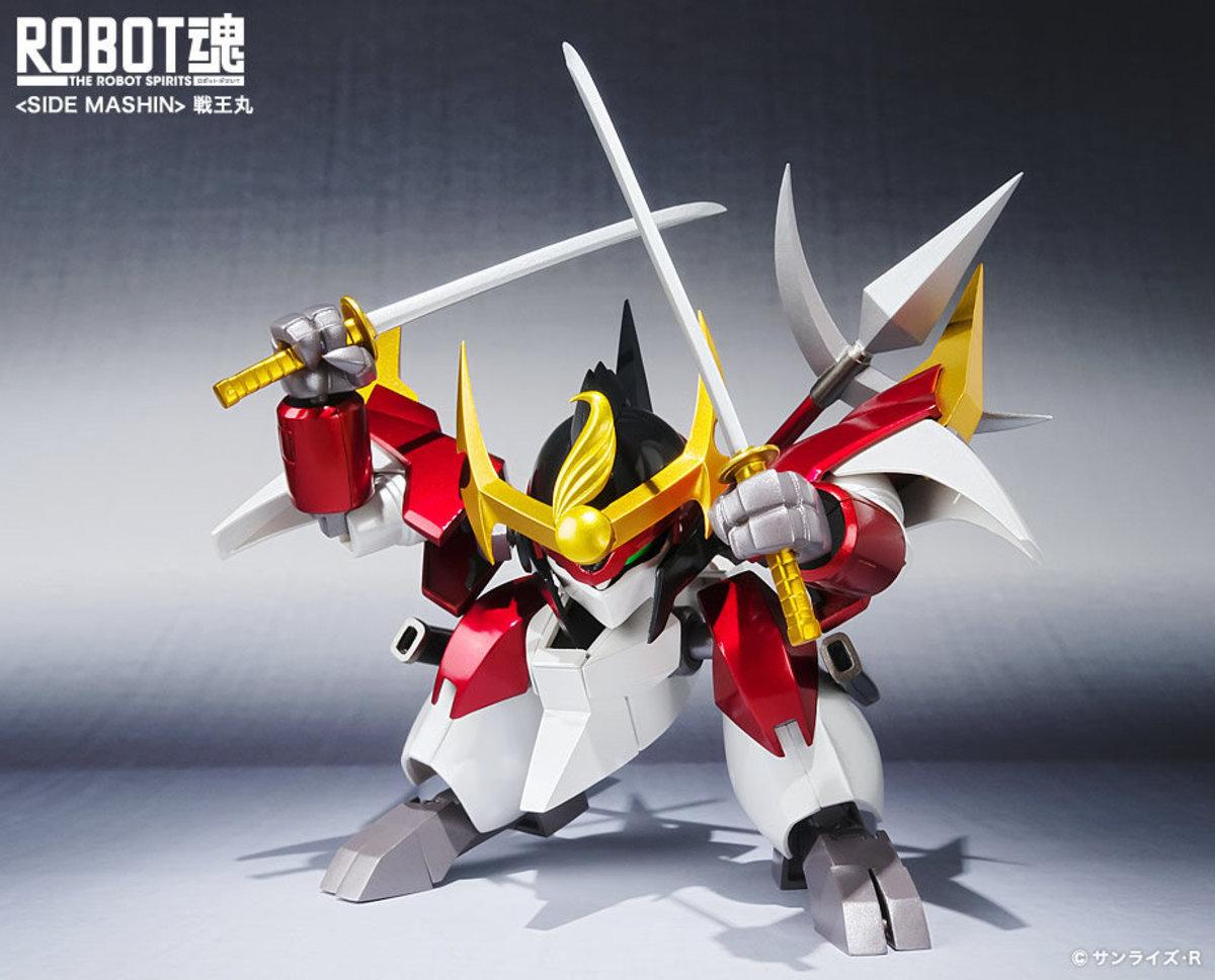 Robot 魂  No. 150  魔神英雄傳 - 戰王丸