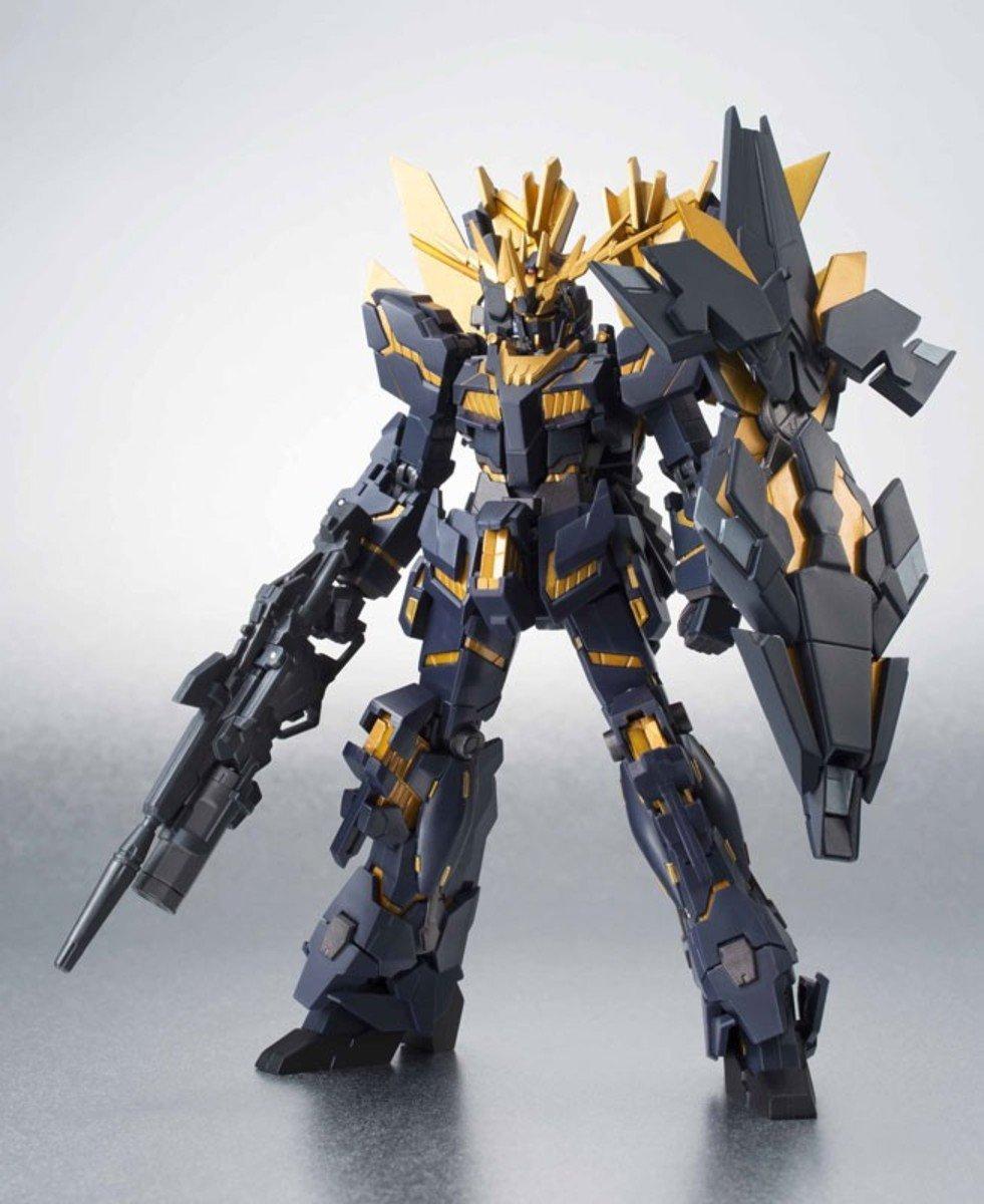 Robot 魂  No. 158  機動戰士GUNDAM UC 獨角獸二號機 報喪女妖‧命運女神  (毀滅模式)