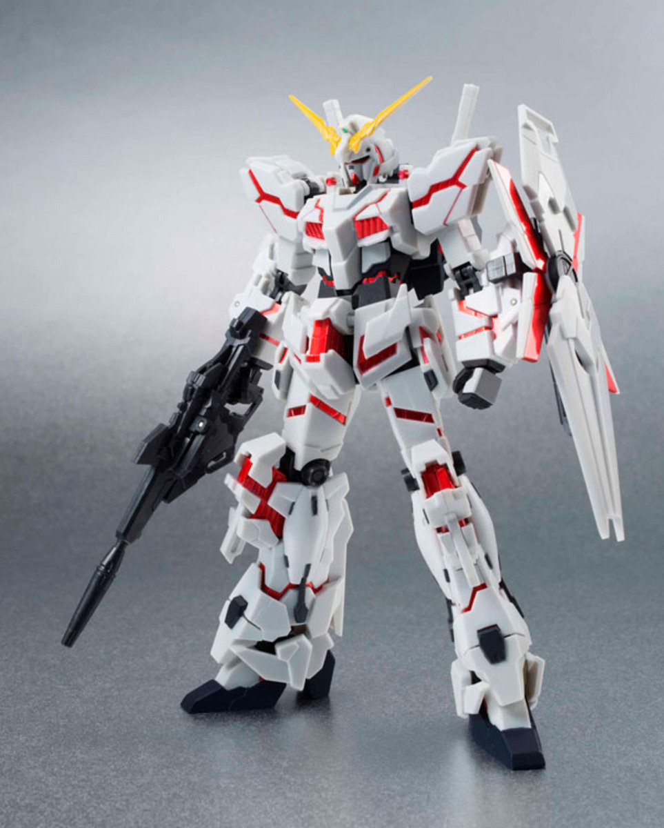 Robot 魂  No. 159 機動戰士GUNDAM UC  全副武裝 獨角獸高達  (毀滅模式)