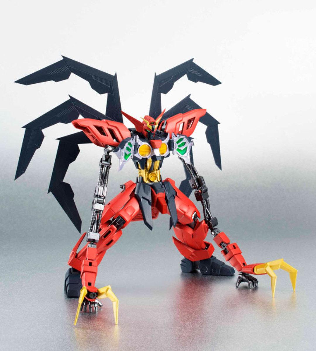 Robot 魂  No. 163 機動新世紀GUNDAM X - 華沙哥 高達 (Chest Breake)