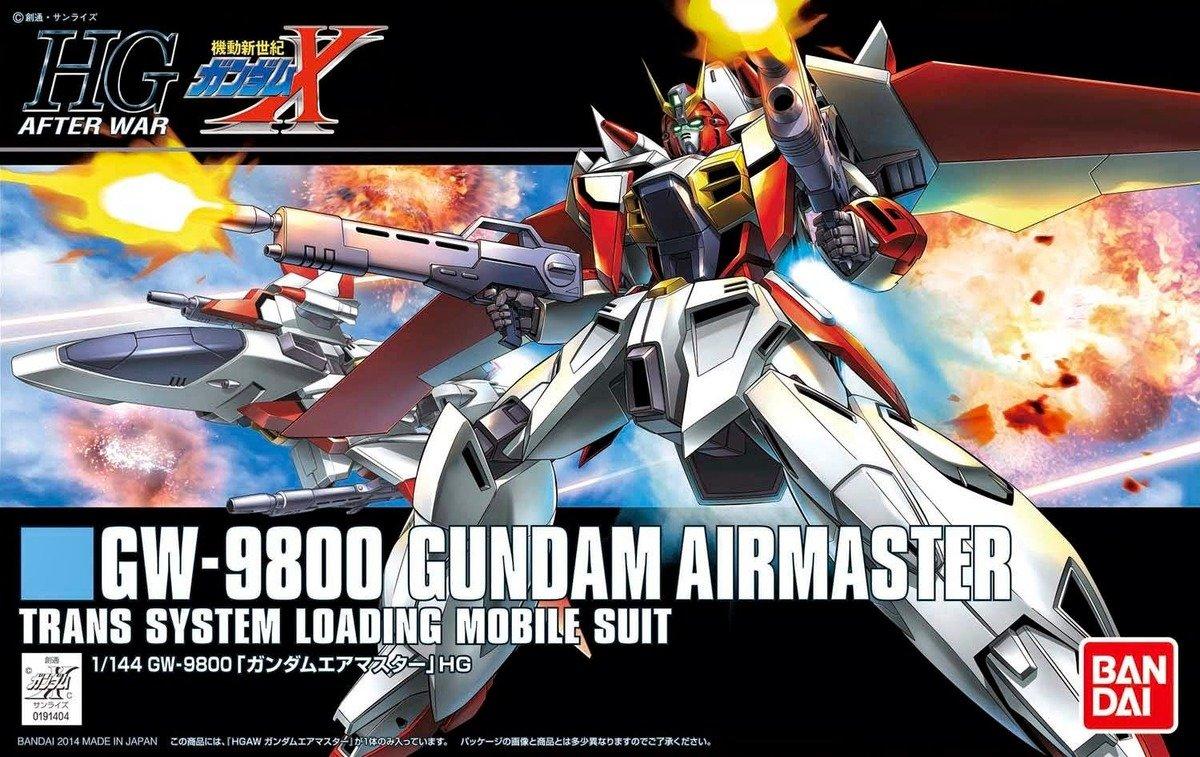 1/144  HGAW 機動新世紀GUNDAM X  GW-9800 空中霸王高達