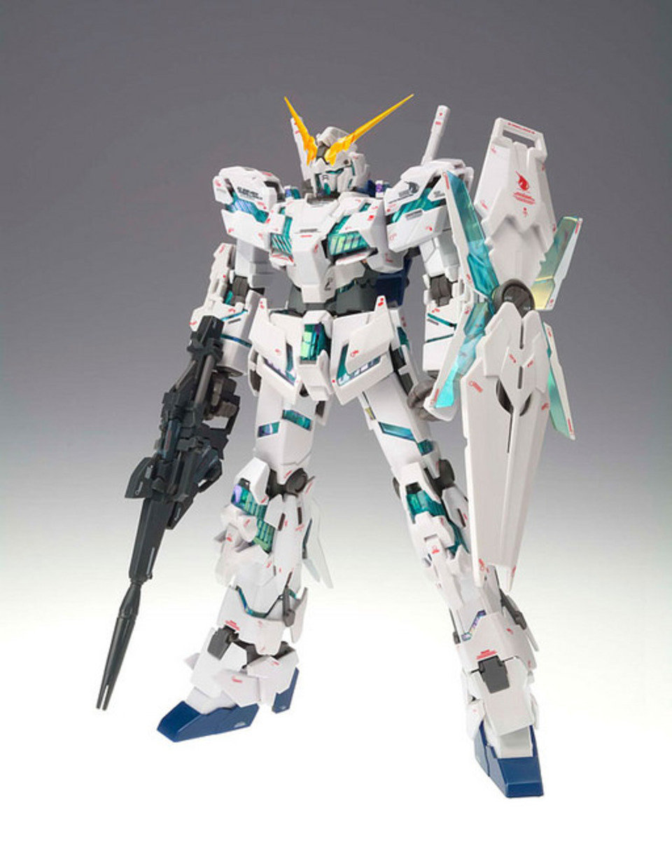 Gundam FIX Figuration Metal Composite系列 RX-0 獨角獸高達 (覺醒Ver.)