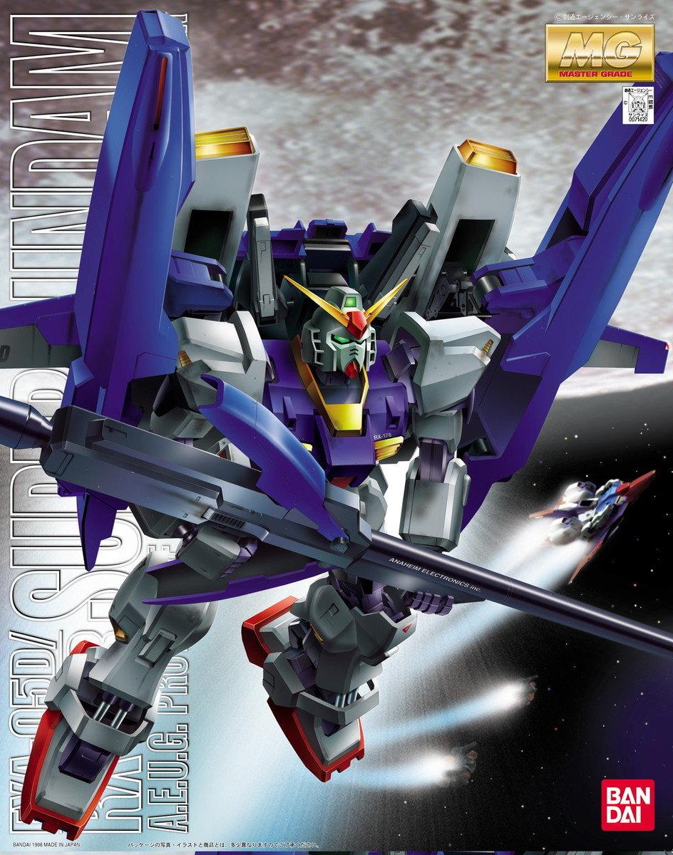 1/100 MG FXA-05D/RX-178 超級高達