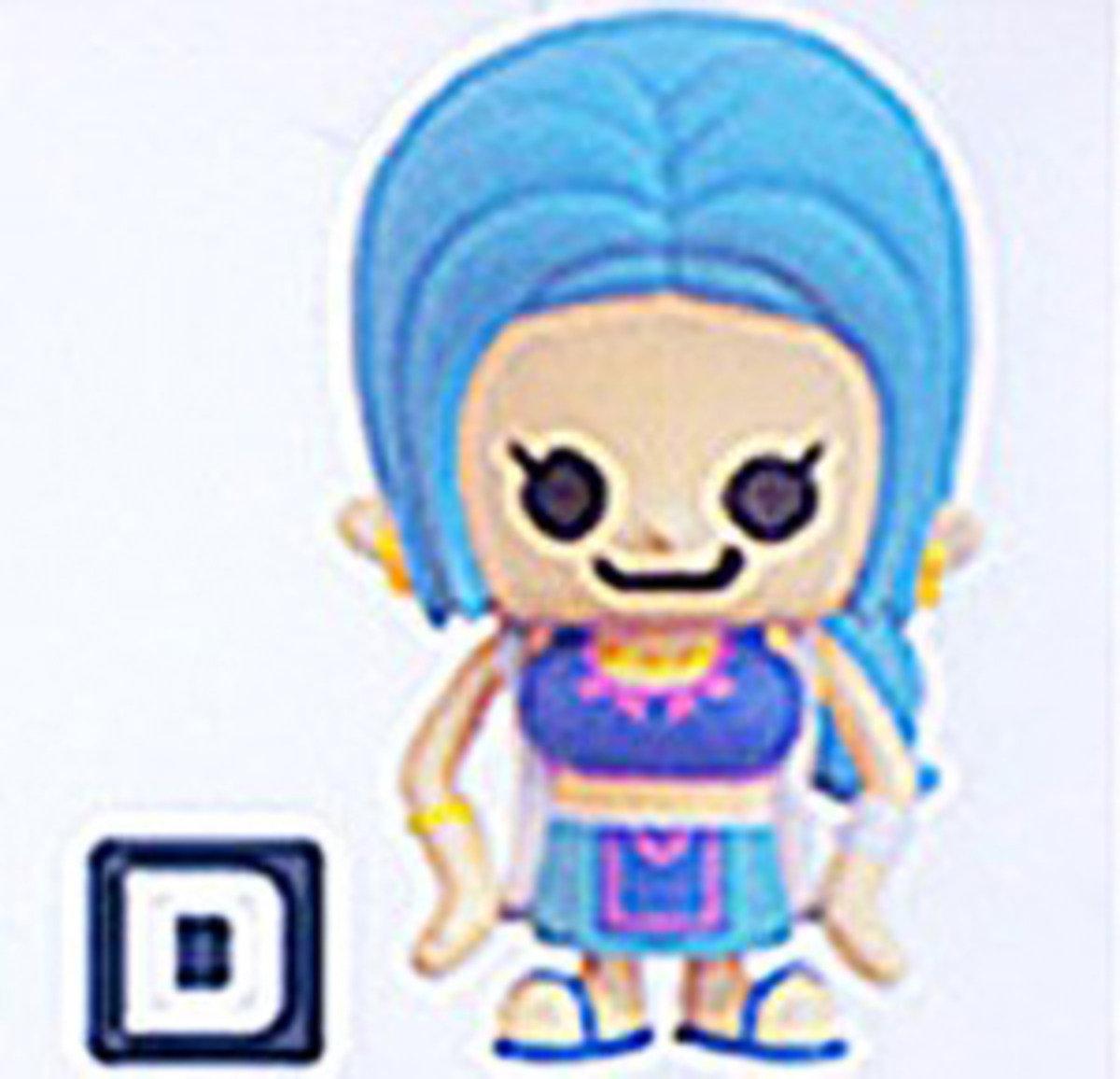 One Piece 海賊王 X  PansonWorks  Figure Collection 4  薇薇公主
