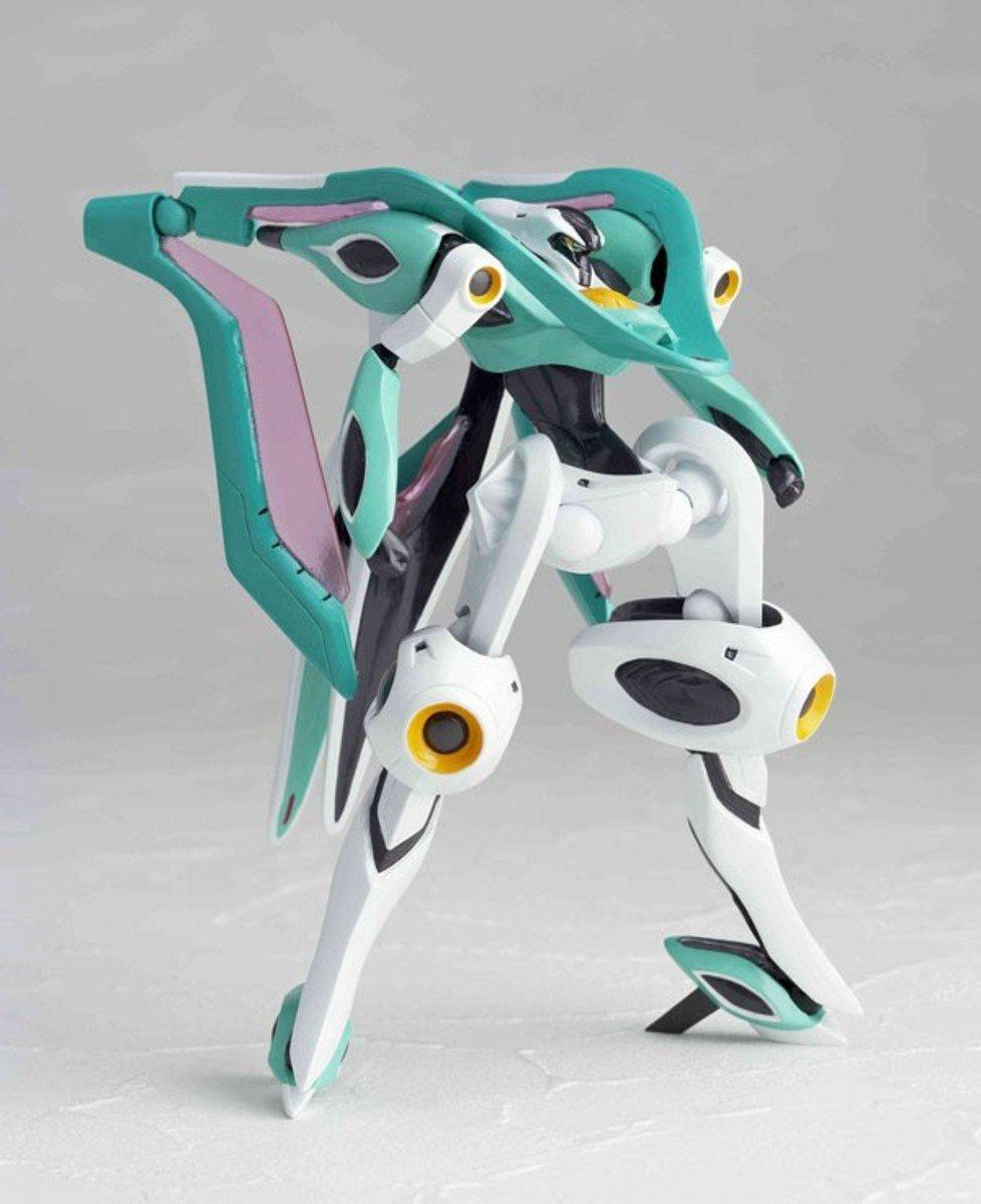Revoltech系列 122 輪迴的拉格朗日- VOX AURA