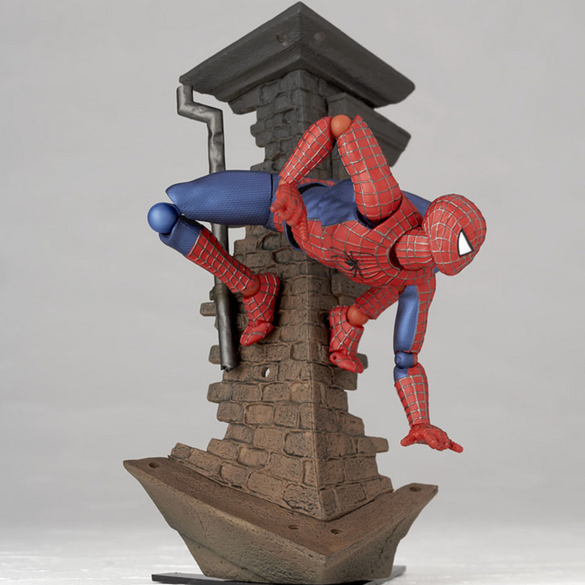 特撮  Sci-Fi 系列 No.039  Revoltech Spiderman 蜘蛛俠