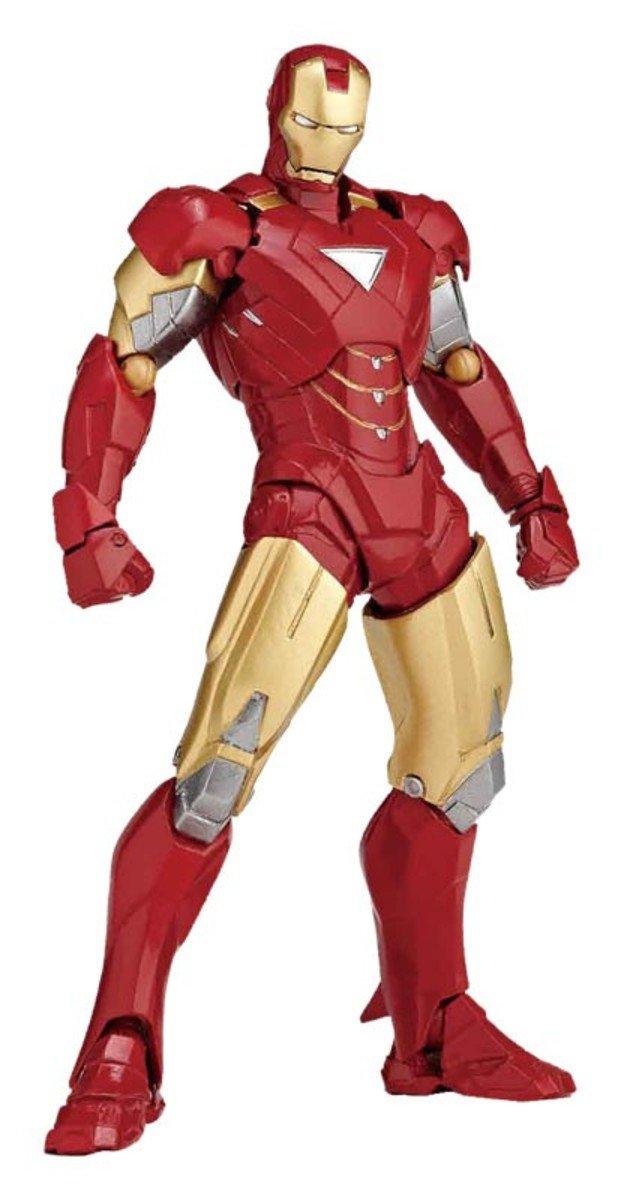 Revol Mini Micro 系列rm-003  鐵甲奇俠2 Iron Man Mark 6