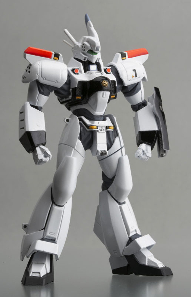 Legacy of Revoltech 系列 LR-005 機動警察 劇場版 英格拉姆 1号機