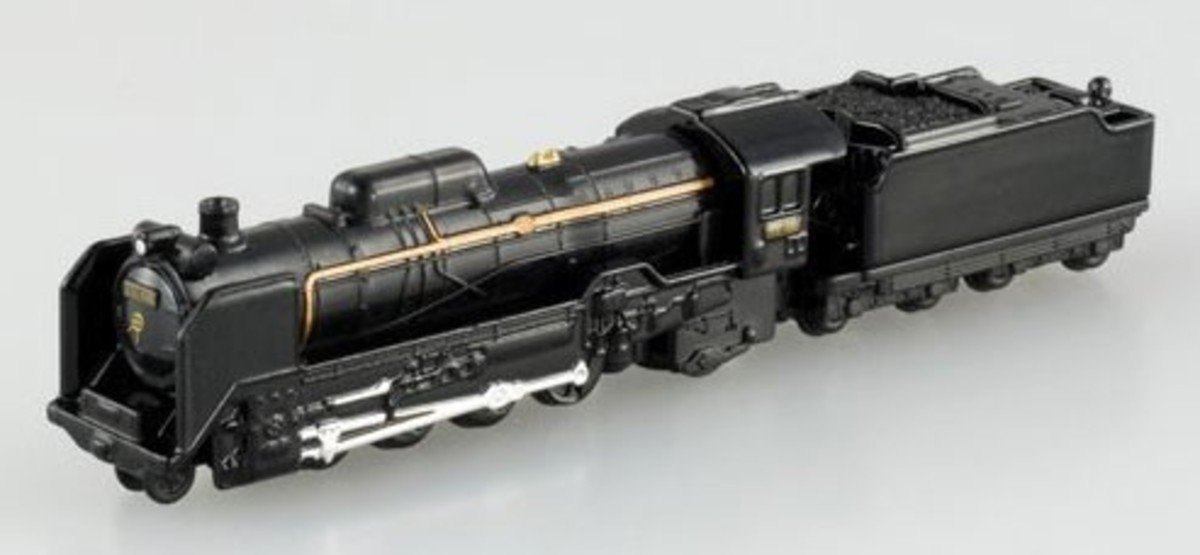 Dream Tomica 小汽車No.135 1/133 蒸氣火車