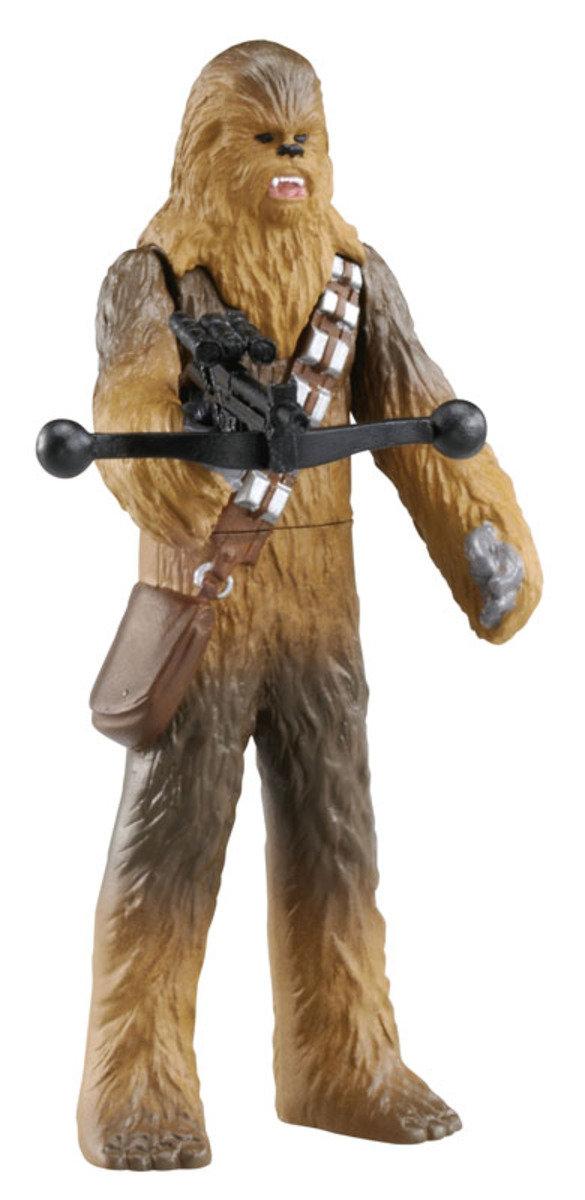 Star Wars 星球大戰 Metal Figure Collection #15  Chewbacca