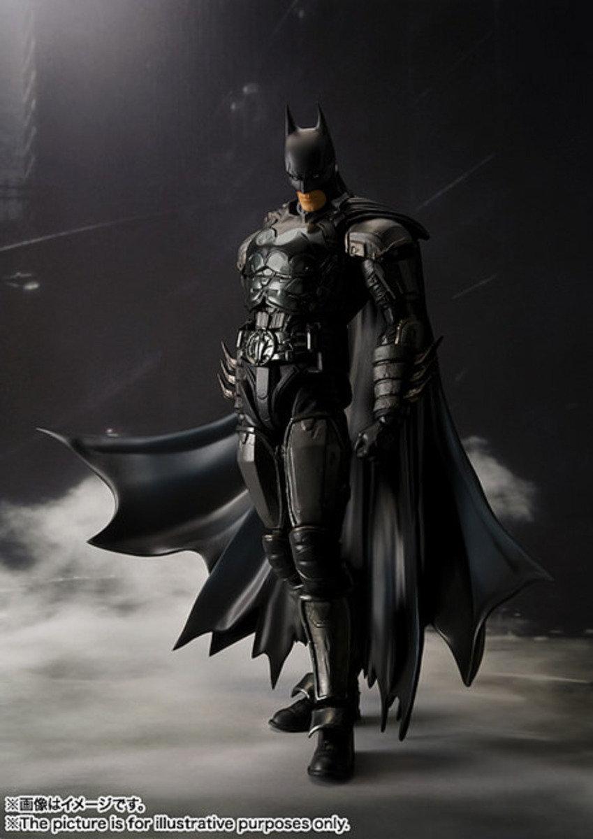 S.H. Figuarts 蝙蝠俠  (Injustice Ver.)
